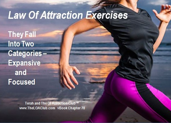 Law-Of-Attraction-Excercise